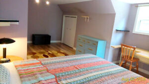 Four Rooms for Rent- large home - Available May 1st or Sept 1st!
