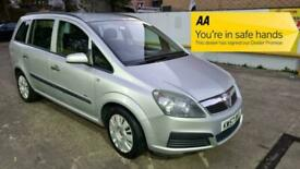 image for 2008 Vauxhall Zafira 1.6 16V Design 5dr +7 Seats +Low Miles +ULEZ +Petrol