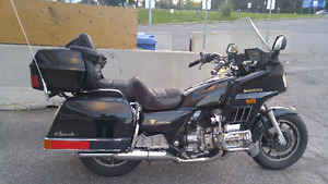 A qui la chance!!!! Gold wing impecable
