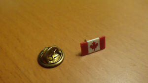 Various Canadian & Other Collectible Pins