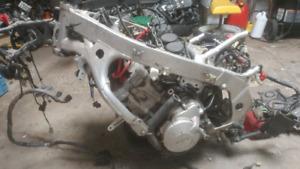 1995 cbr600F3 parts