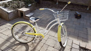 Sweet Yellow Cruiser for sale
