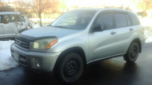 2003 Toyota RAV4 AWD