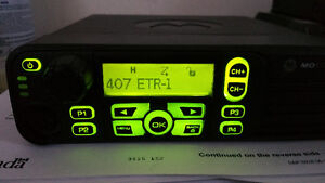 Motorola Police, Fire and EMS Radio Scanner Programming