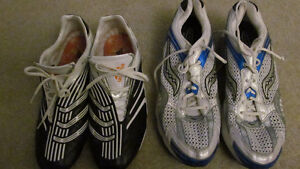 Mens Sneakers sz 13 and 15
