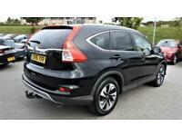 2016 Honda CR-V 1.6 i-DTEC 160 EX 5dr Estate Estate Diesel Manual
