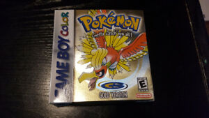 Pokemon Blue Gameboy WITH Box and Manuals  + More