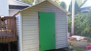 shed/ice shack