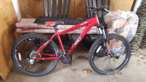 Norco Wolverine Dirt Jumping Bicycle
