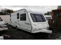 ELDDIS AVANTE 556 6 BERTH 2007 FIXED BUNKS BEDS