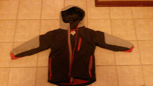 Boys 3-in-1 Winter Coat