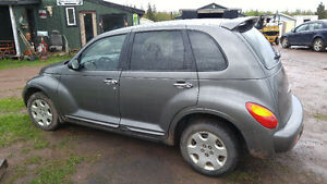 2005 Chrysler PT Cruiser Sedan