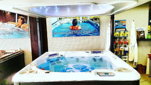 Hydropool Hot Tubs Self Cleaning Canadian Spa Clearance