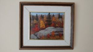 Original Painting by Canadian Artist Kenneth F. Martin, M.S.A