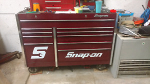 Excellent condition Snap on tool box