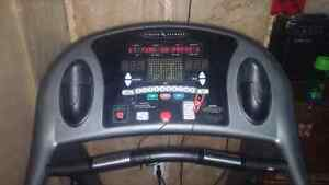 Vision fitness exercise equipment