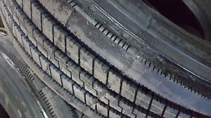 11R22.5 Stock of Aeolus New Recap Trailer Tires , 16PLY, SALE!!! Sarnia Sarnia Area image 2