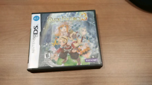 Rune Factory 3. Perfect condition.