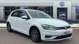 image for 2018 Volkswagen Golf 1.5 TSI EVO SE [Nav] 5dr DSG Petrol Hatchback Auto Hatchbac
