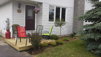 Markdale 2 bdrm for rent or sale