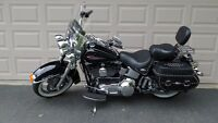 2006 Heritage Softail Classic