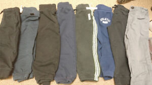 $1 each pant 2t-4t price dropped.. 2.50 each sweaters