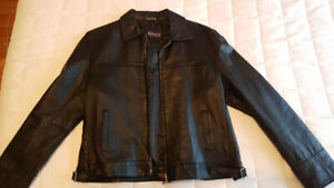Vintage Italian Leather Jacket