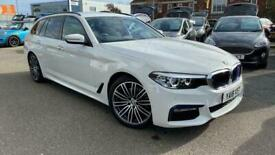 image for 2018 BMW 5 Series 2.0D 190PS 520D XDRIVE M SPORT TOURING Automatic Estate Diesel