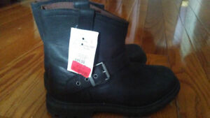 Winter/spring ankle boots