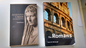 Books about Rome