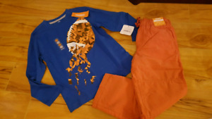 Gymboree 5/6 Boys lot