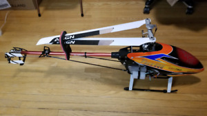 Align Trex 600N Flybarless RC helicopter (BNF)