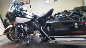 2010 Harley Davidson FLHTP OPP Electra Glide