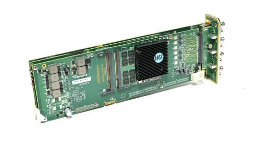 Evertz 7825DSK2-LG-HD HD/SD Dual Downstream Keyer with Internal Logo