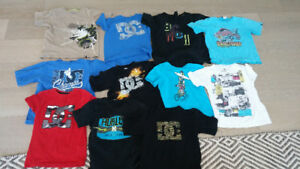 5T and 6T boys. Quicksilver, DC, Hurley 30 items