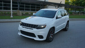 2017 Jeep Grand Cherokee SRT - $69800 LIKE NEW