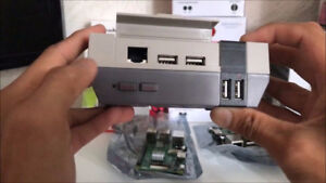 Mini Nintendo NES retro console HDMI (made by me, not an import)