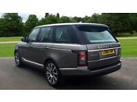 2017 Land Rover Range Rover 3.0 TDV6 Vogue 4dr Automatic Diesel Estate