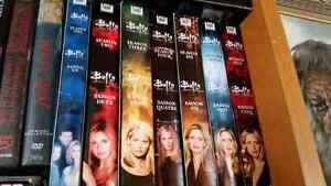All 7 Seasons of Buffy on DVD