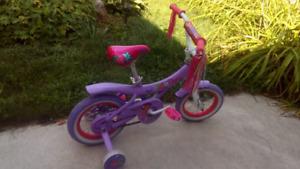Dora the Explorer Kids' Bike, 12-in