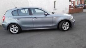 TOTALLY OUTSTANDING.JUNE 2007 BMW 116I SE 5 DOOR.z4.z3,x5,x3,x1,1,3,5,7,series,,audi,tt,a3,a4,a6,q7,
