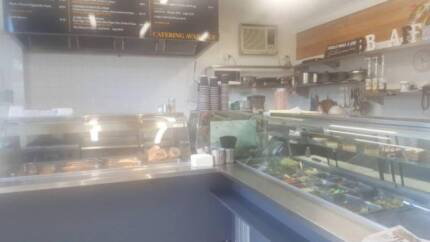 Industrial Cafe near busy Intersection!! Great Buy, Great Price!