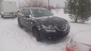 05 Mazda 3 PART OUT