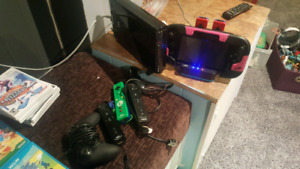 Wii u lot for sale