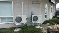 Thermopompe / Climatiser Mural / Heat Pump / AC wall units