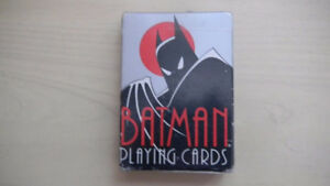 NEW*Vintage BATMAN Playing Cards 1992*If Ad's Up Still Available