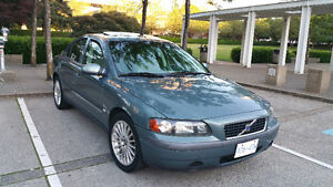 Clean  2003 Volvo S60   HOT SELL $3100