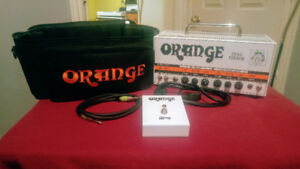 Orange Dual Terror Amp Head