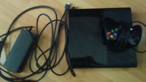 Xbox 360 slim with 60 games
