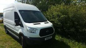 2016 Ford Transit 2.2TDCi ( 125PS ) RWD 350 L3H3 Low Miles No VAT to Pay